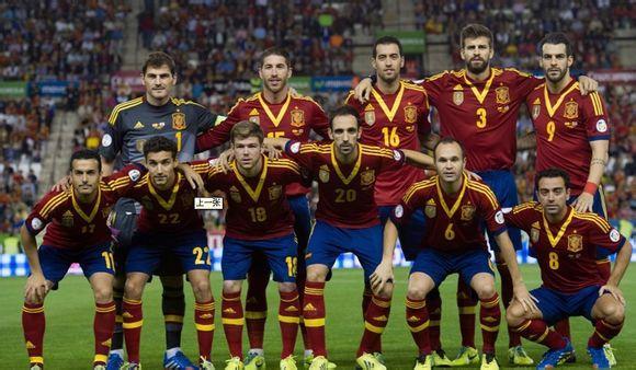 巴西世界杯主力阵容_2014巴西世界杯西班牙阵容球员主力国家队名单-阳光直播吧