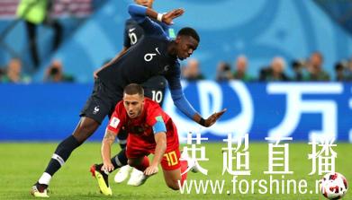 阿扎尔:同比利时一齐输 好过同法国一齐赢