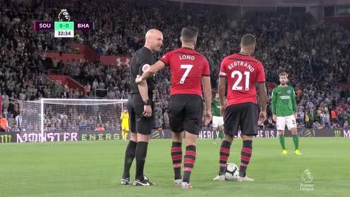 2018年09月18日 英超联赛 南安普顿vs布莱顿 全场录像高清回放